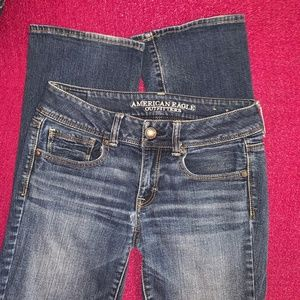 American Eagle Outfitters Boot Cut Stretch Jeans
